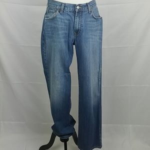Lucky Brand plus size 33 boot cut zip fly jeans